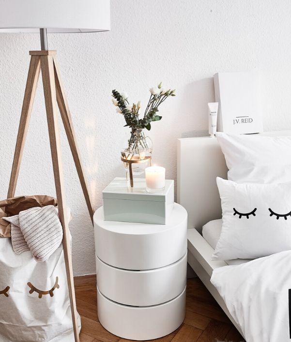 Slaapkamer nachtkastje