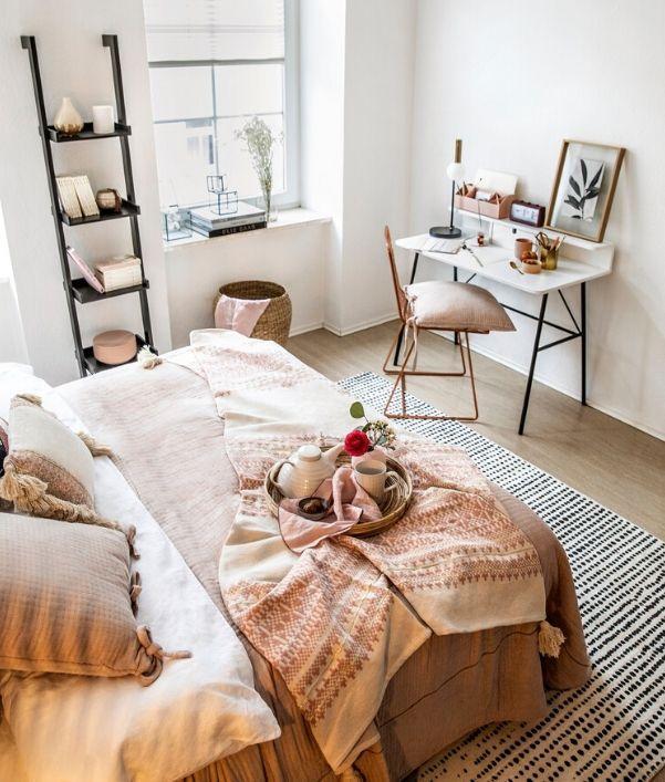Muebles para un dormitorio pequeño