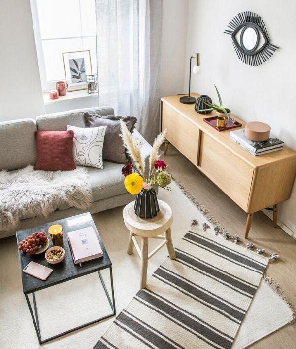 Muebles para salones pequeños