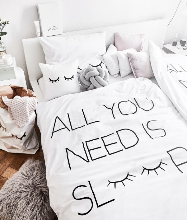 Tendencias de estilo en la cama