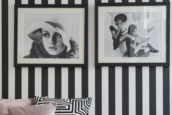 marco de fotos original