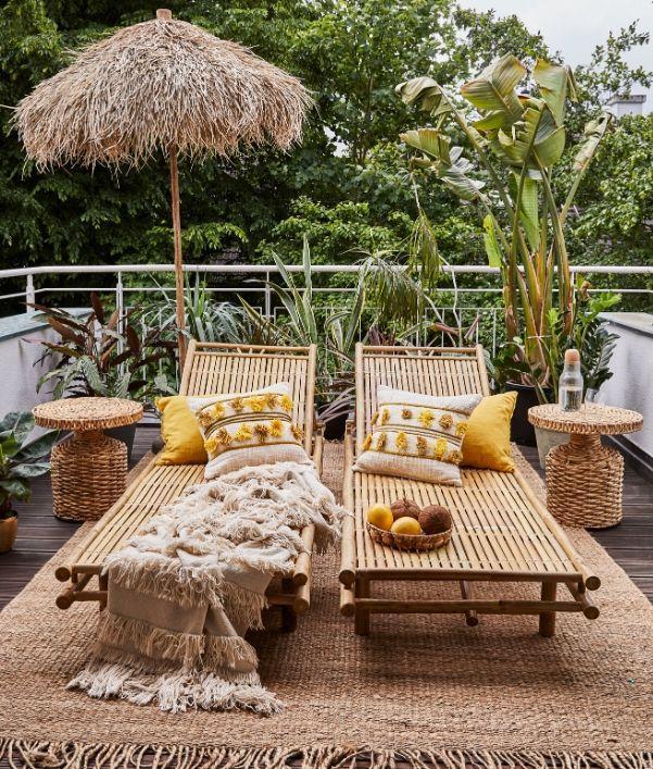 Gartenliegen & Liegestühle