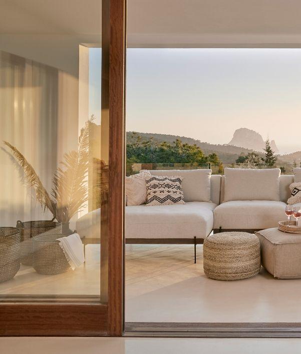 Außenbereich gestalten: Moderne Wintergarten Möbel
