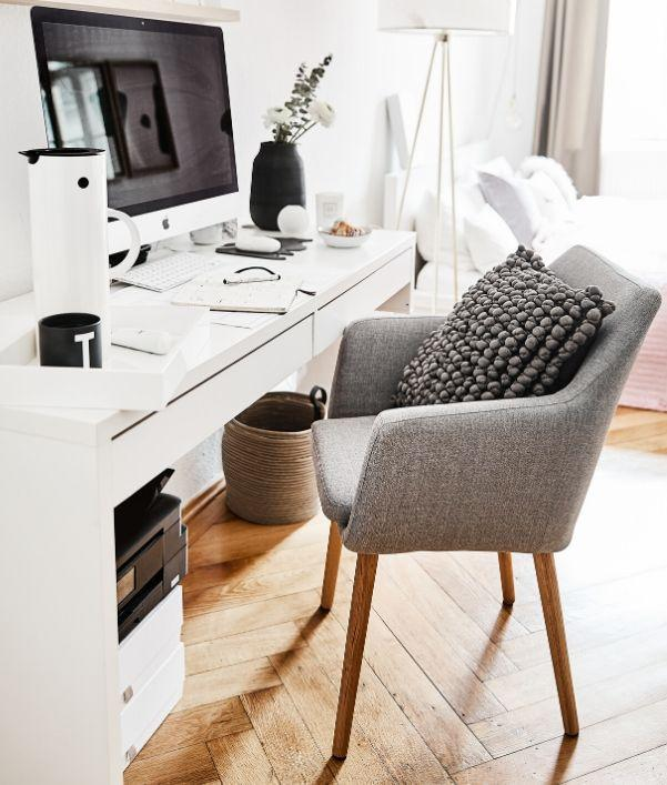 Einrichtungsideen Home Office einrichten