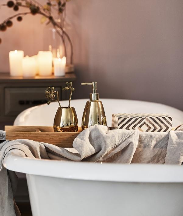Badezimmer Deko & Accessoires