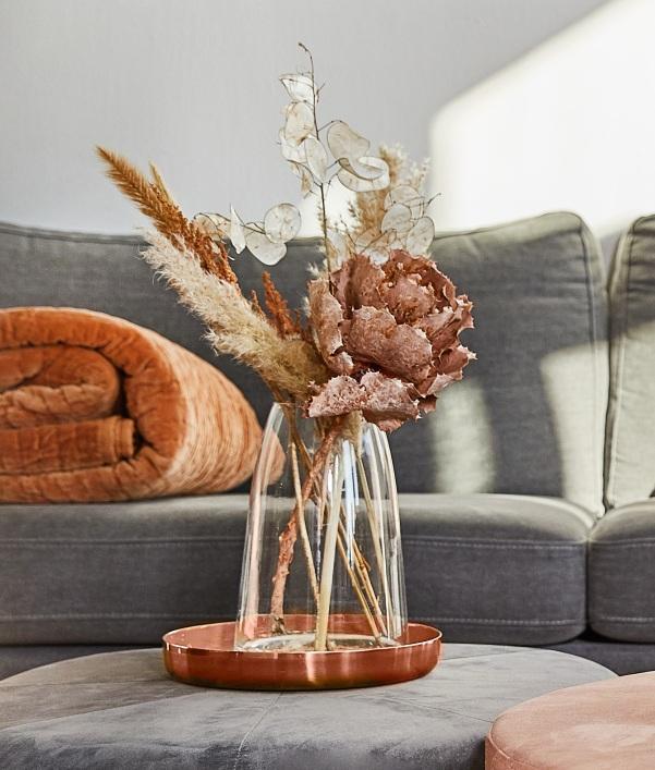 Kupfer Farbe: Deko & Möbel zum Verlieben