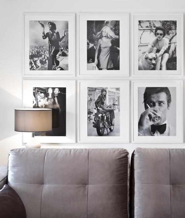 Trendige Wandbilder fürs Wohnzimmer