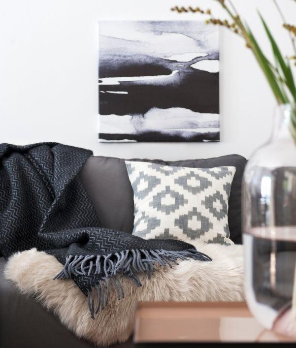 Anthrazit Farbe: Möbel & Deko zum Verlieben
