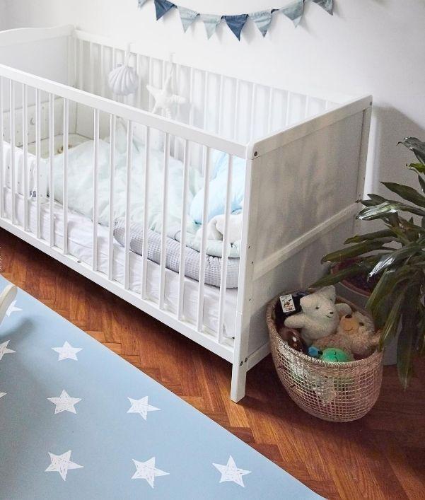 Babyzimmer dekorieren: Niedliche Babyzimmer Deko