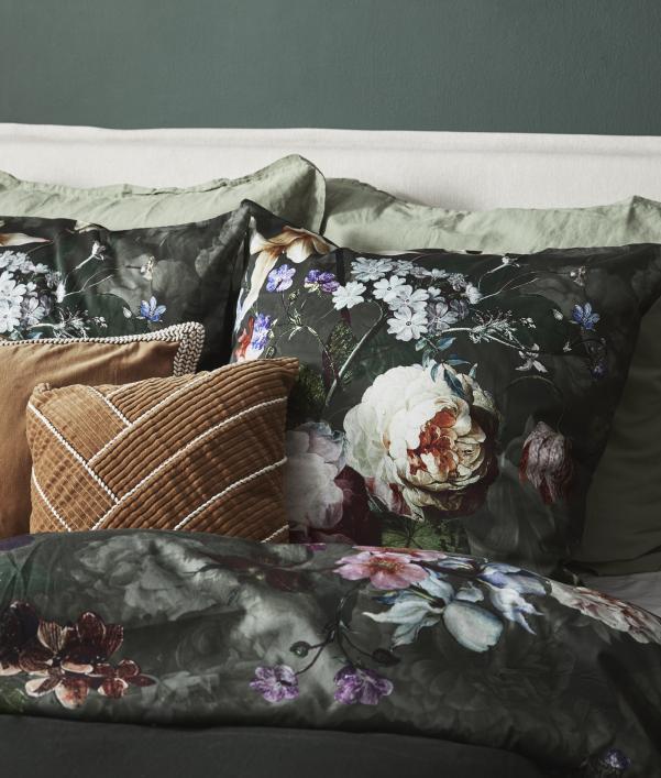 Blumen Bettwäsche Interior Trend
