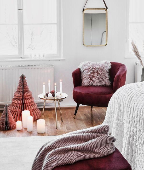 Burgundy: Die Trendfarbe für Ihre Einrichtung Interior Trend
