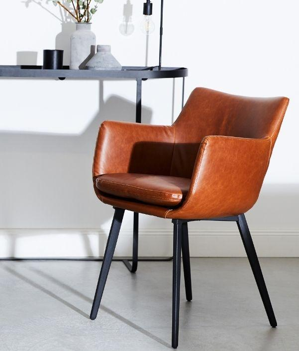 Cognac Farbe: Möbel & Deko zum Verlieben