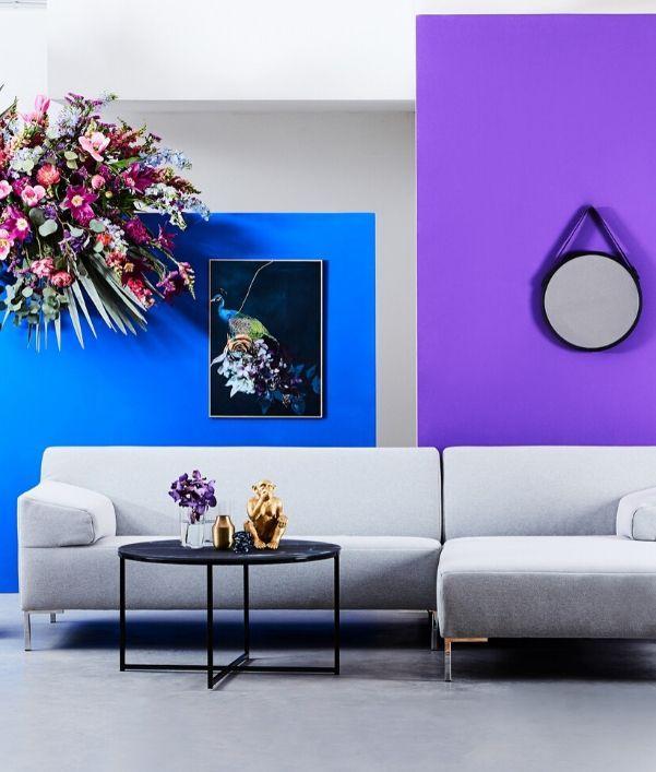 Colour Statement für Ihre Einrichtung Interior Trend