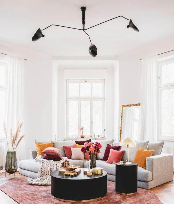 Deckenlampen fürs Wohnzimmer
