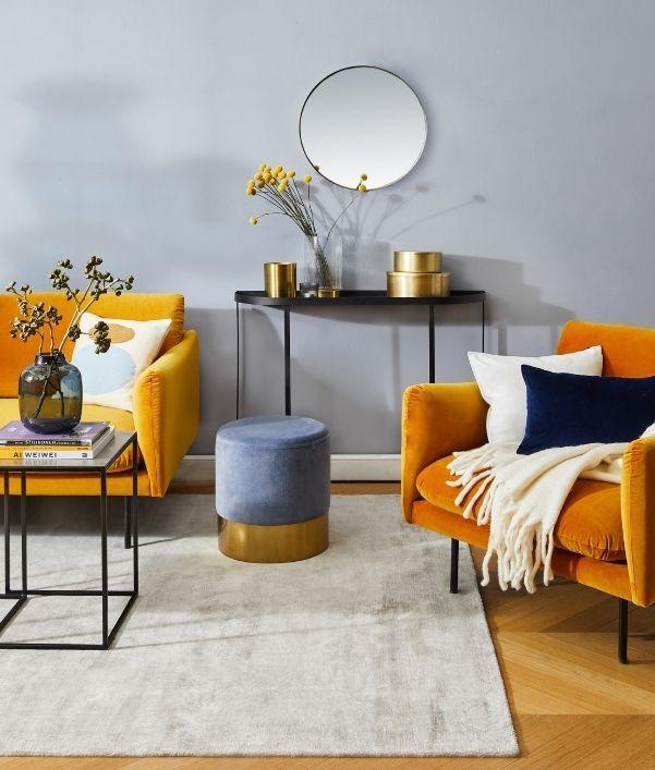 Senfgelb: Deko & Möbel in der Trendfarbe