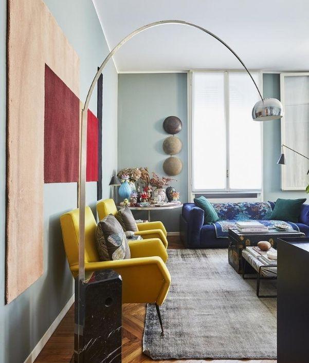 Design Wohnzimmer gestalten