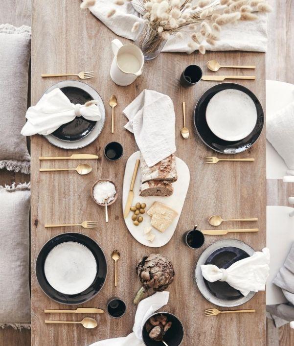 Tischdeko für den Esstisch