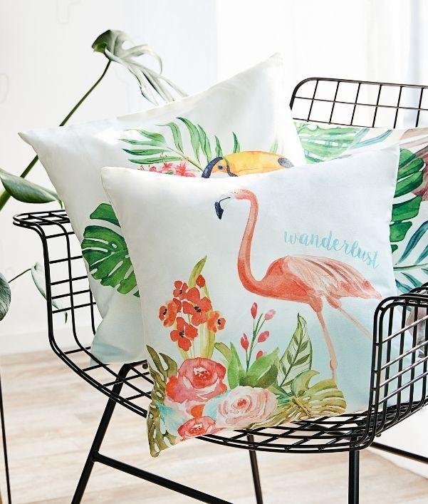 Flamingo Deko: Accessoires zum Verlieben