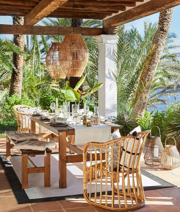 Gartenmöbel aus Rattan & Polyrattan