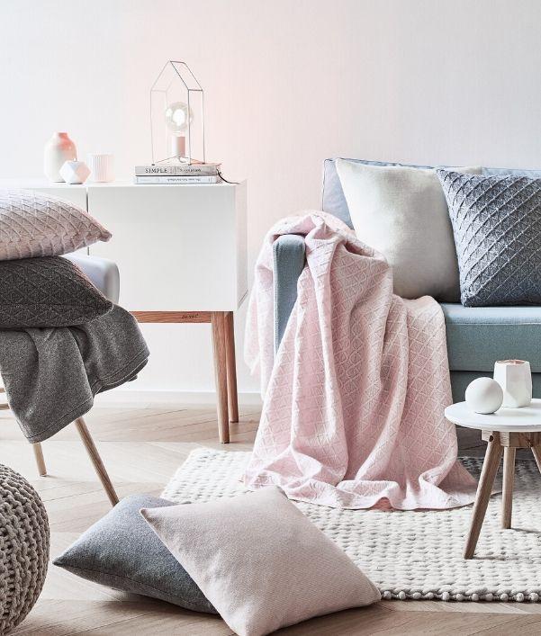 Gedeckte Pastellfarben für Ihre Einrichtung Interior Trend