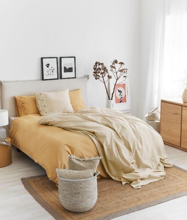 Gemütliches Schlafzimmer einrichten