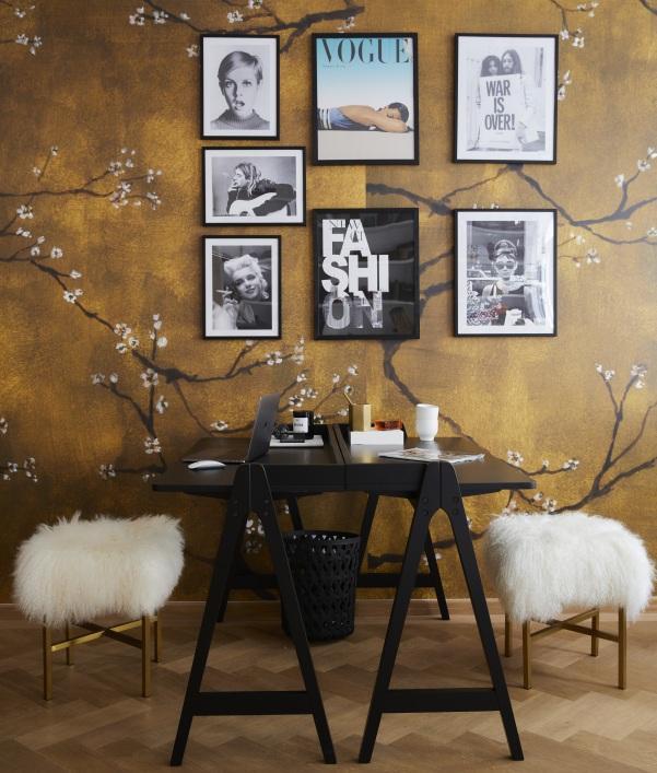 Die schönsten gerahmten Bilder fürs Wohnzimmer