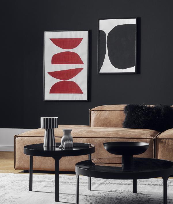 Kunst-Deko Interior Trend