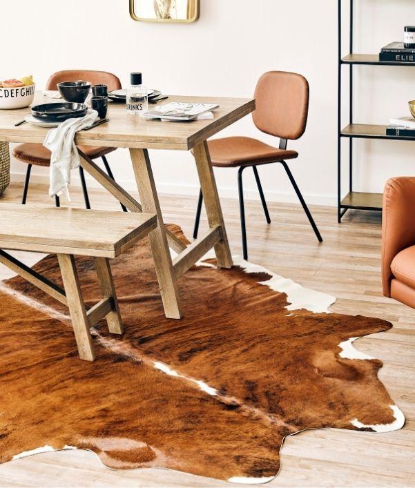 Kunstfell-Teppiche