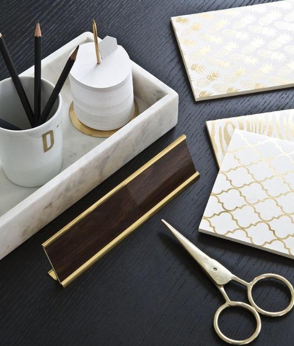 Marmoroptik: Marmor-Möbel & Marmor-Deko zum Verlieben