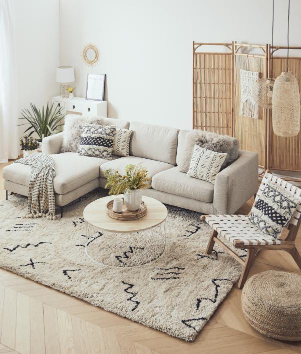 Natural Living Einrichtung Interior Trend
