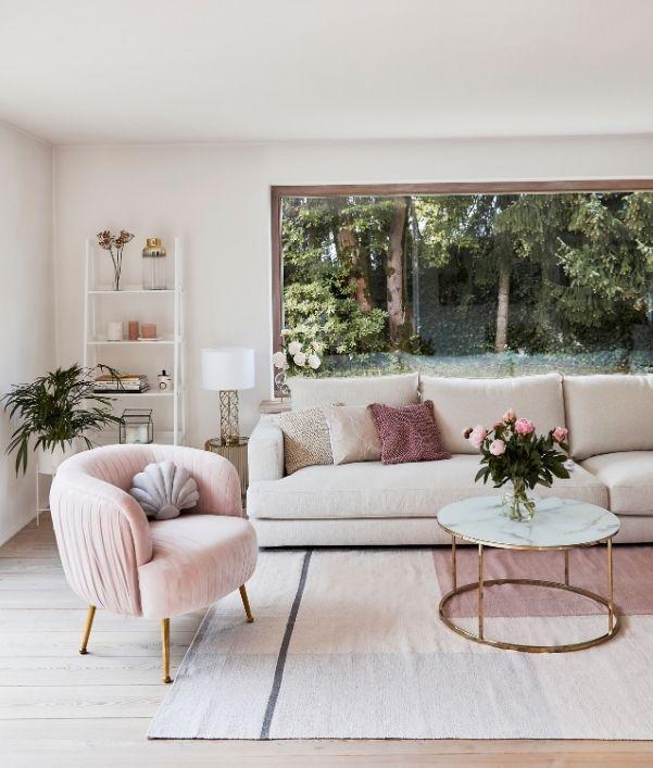 Pastell Rosa: Deko & Möbel zum Verlieben