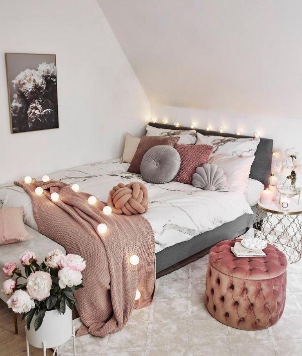 Romantisches Schlafzimmer: Schöne Gestaltungsideen