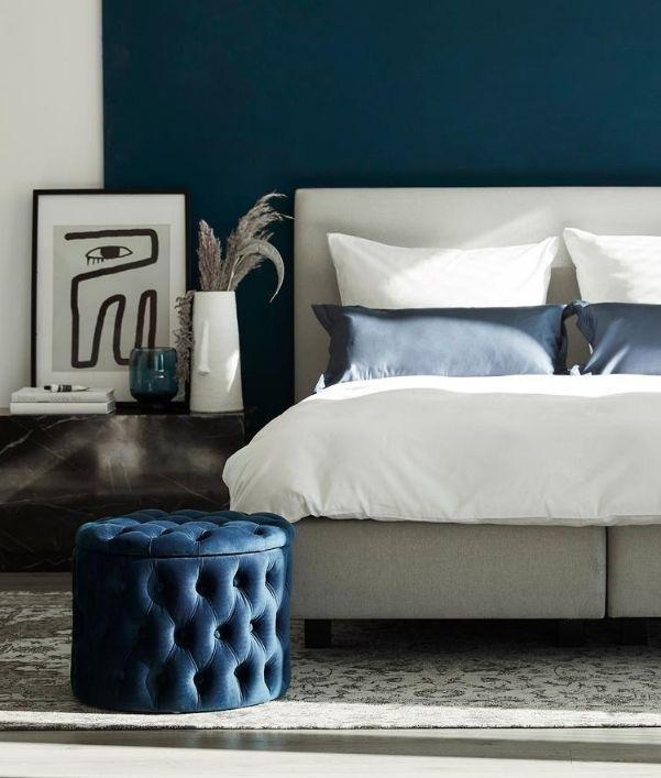 Schlafzimmer in Blau: Unsere schönsten Ideen
