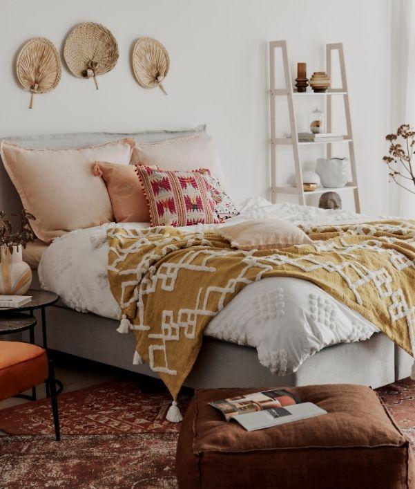 Schlafzimmer dekorieren: Traumhafte Schlafzimmer Deko Ideen