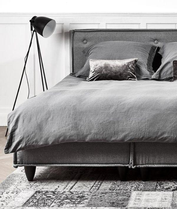 Schlafzimmer in Grau: Traumhafte Einrichtung
