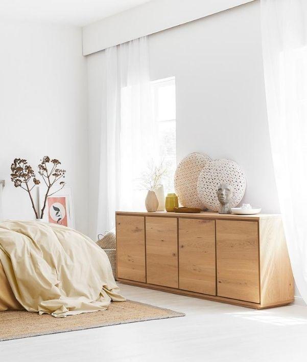 Ideen für ein Schlafzimmer aus Holz