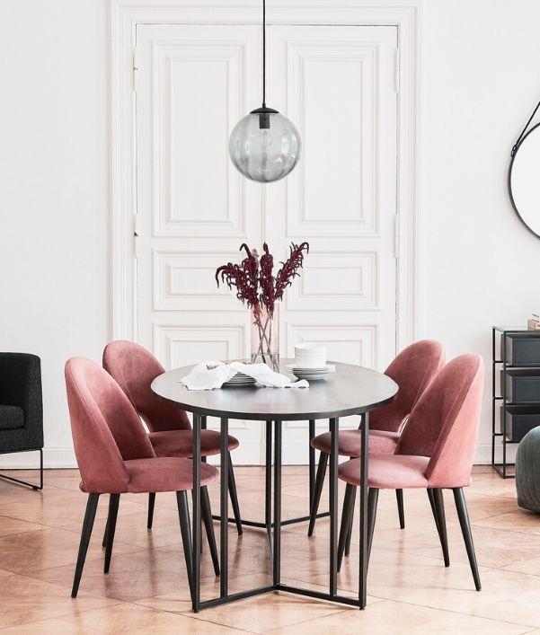 Tearose: Die Trendfarbe für Ihre Einrichtung Interior Trend