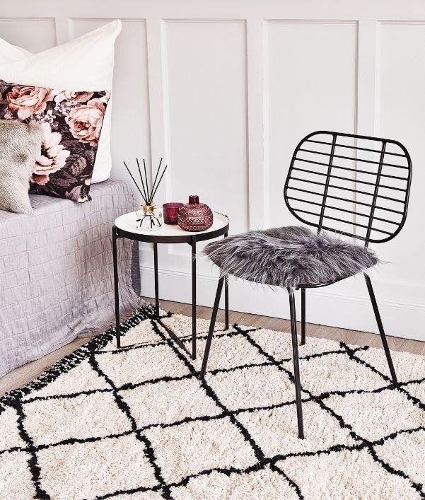 Teppiche mit Muster