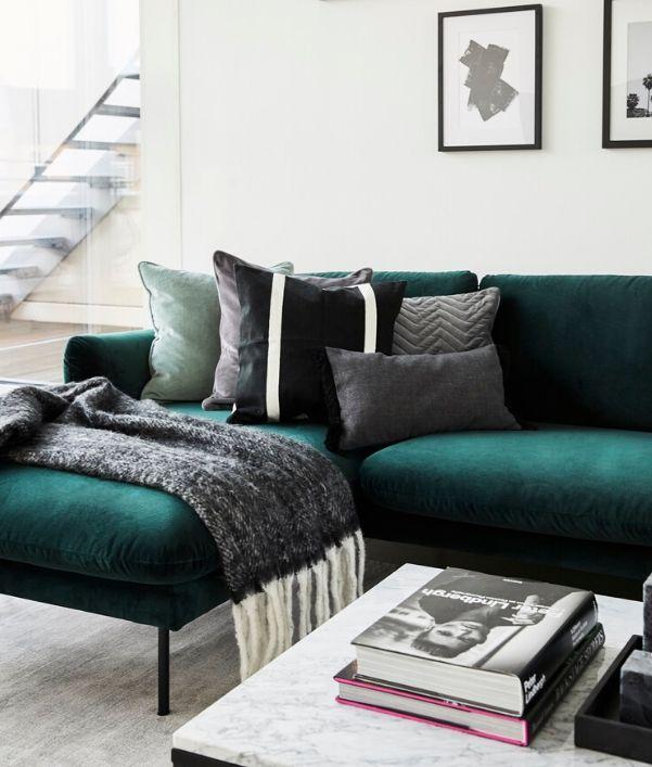 Trendfarbe Grün: Möbel, Deko & mehr Interior Trend