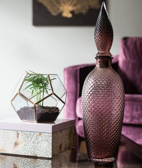 Mauve Trendfarbe: Möbel & Deko zum Verlieben