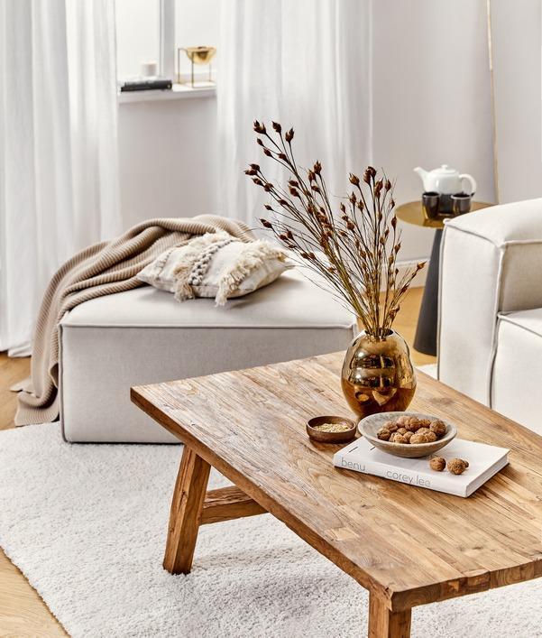 Trendige Couchtische aus Holz