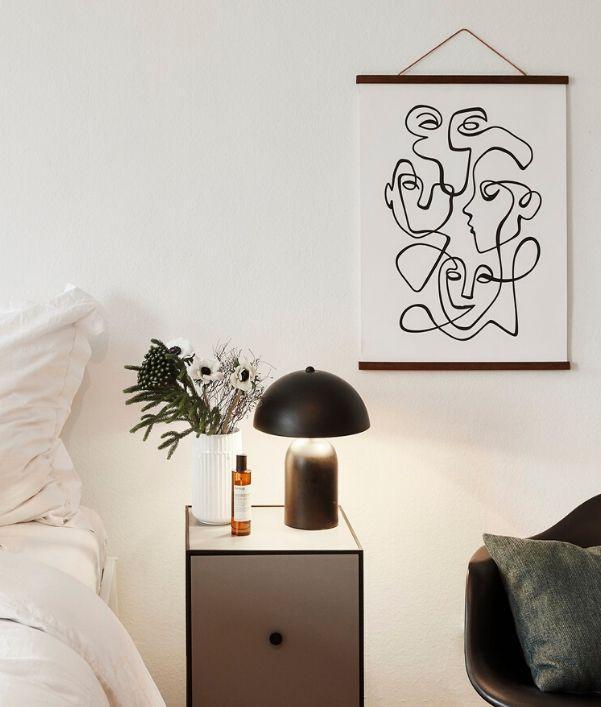 Wandbilder fürs Schlafzimmer