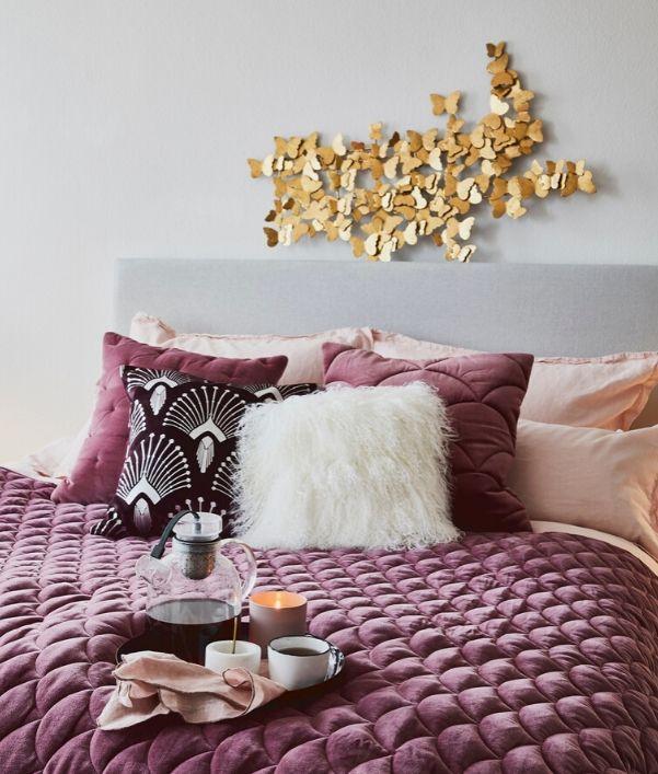 Wanddeko fürs Schlafzimmer