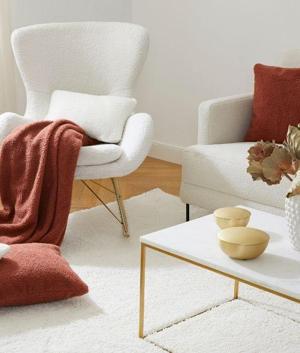 Weisse Möbel