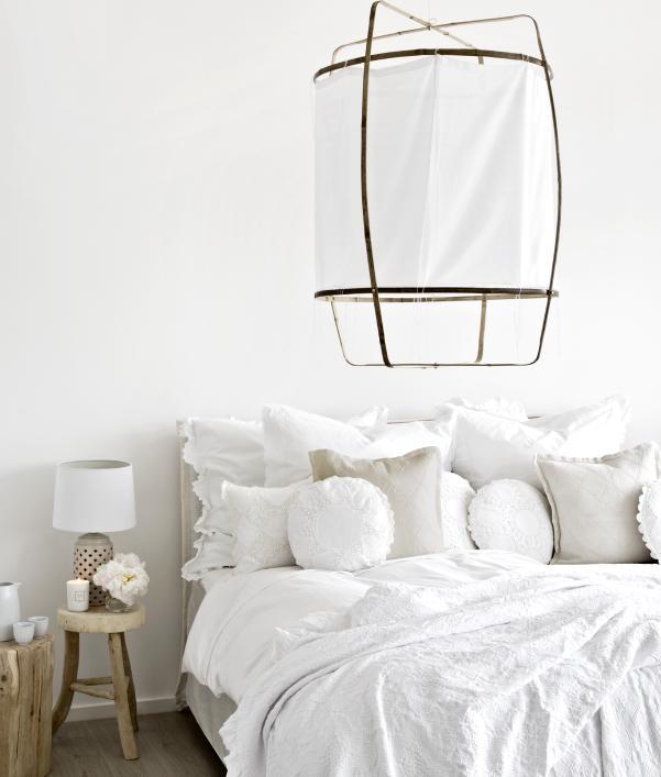 White Sanctuary Einrichtung Interior Trend