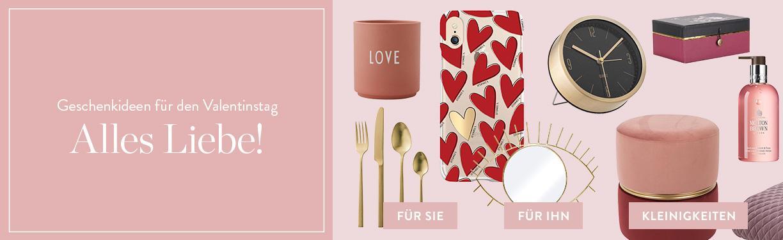 Valentinstags-Geschenke von WestwingNow