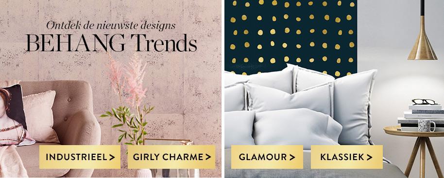 Behang trends