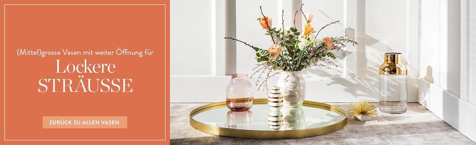 Große Vasen