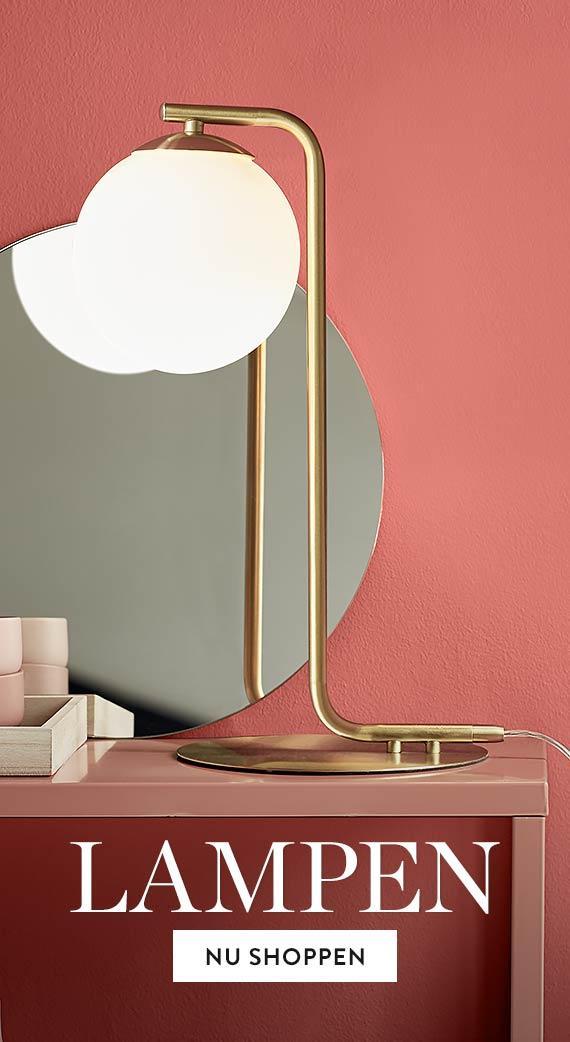Home-Lampen-Spiegel