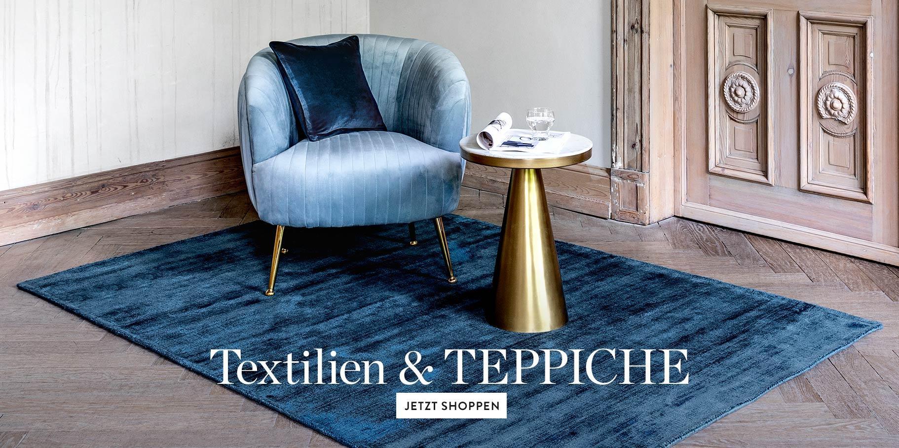 Home-Textilien & Teppiche